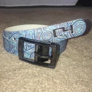 C4 horse belt